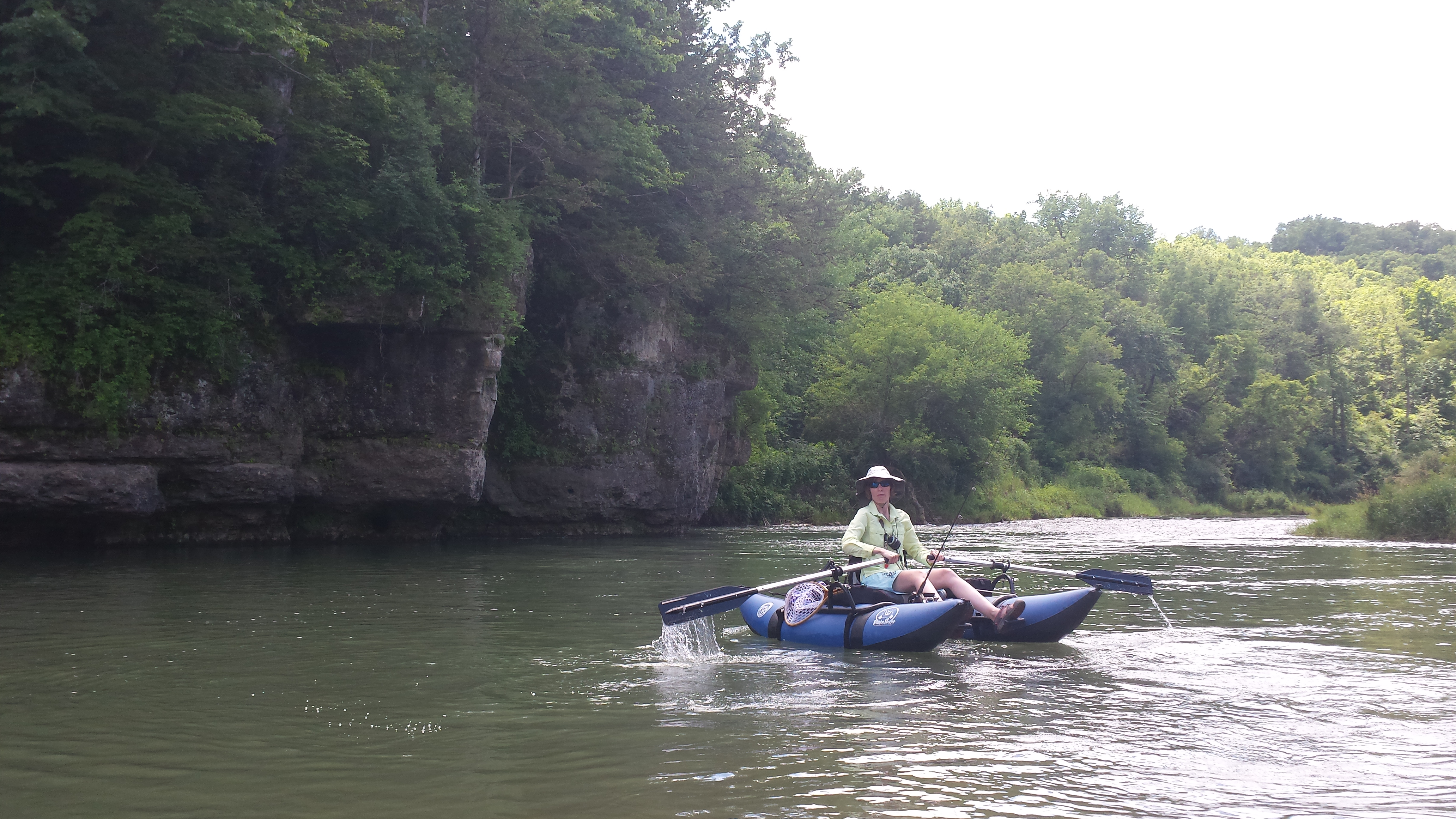 Fish and float - Photo Gallery - Driftless Fishers