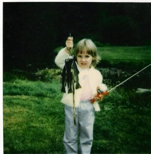 catching a limit at 4 years old orig 294x300 - About - Driftless Fishers
